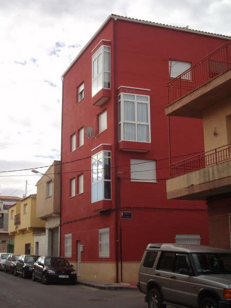 Edificios de viviendas jose maria mari oso pascual arquitecto en murcia - Arquitectos murcia ...