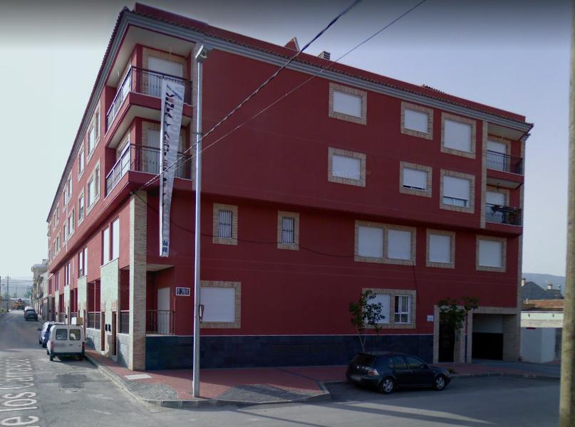 Edificios de viviendas jose maria mari oso pascual - Arquitectos en murcia ...